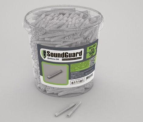 Дюбеля SoundGuard DR 6х60